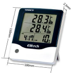 BT-3 Digital Thermometer & Hygrometer