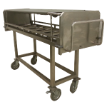 KC 004 Body Trolley with Roller & Cover