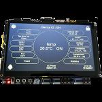 Smart Touch Screen Controller
