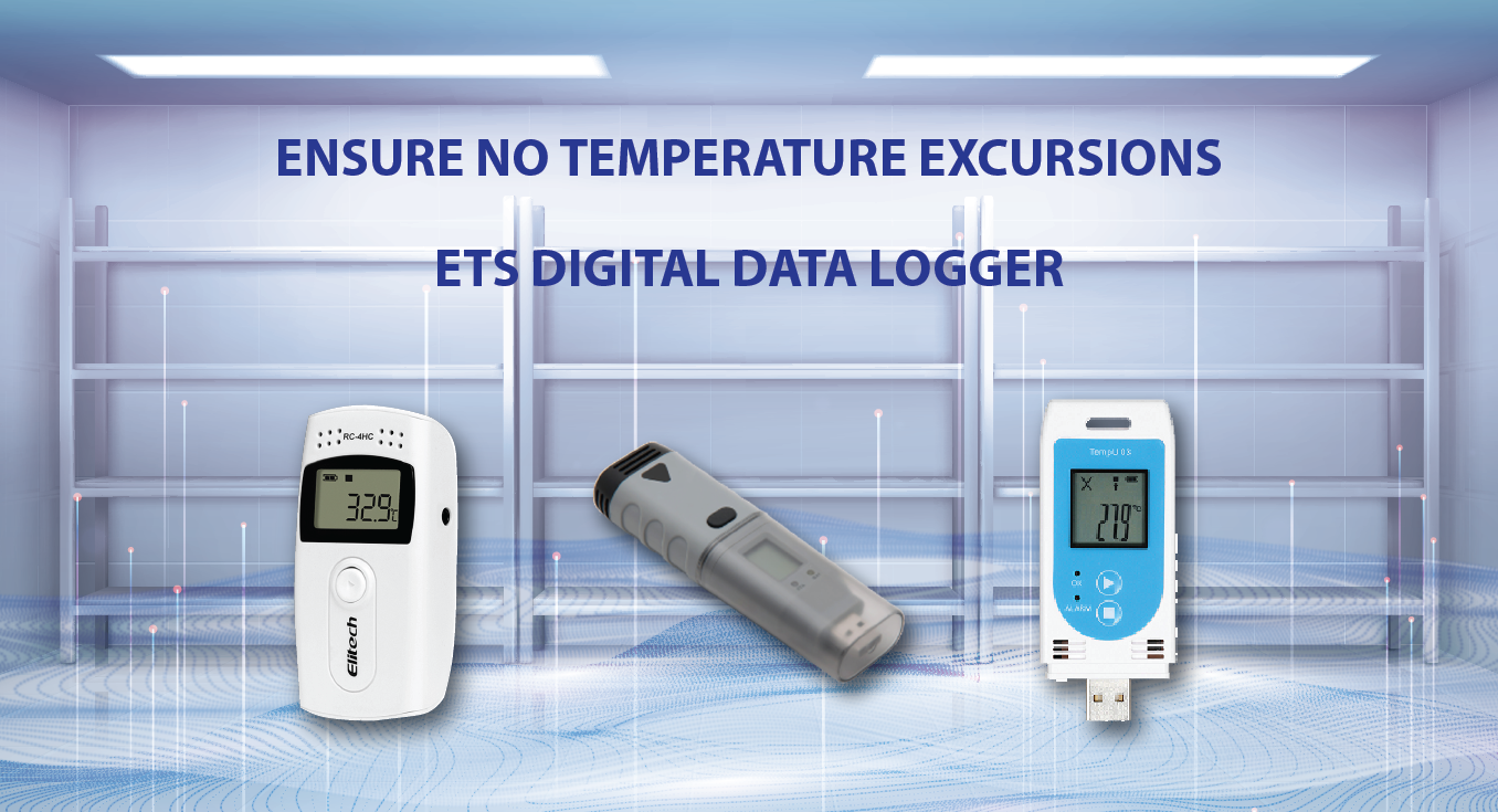 Data Logging in the Pharmaceutical Industry