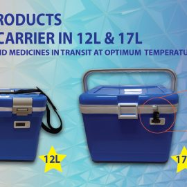 Keep Longer with ETS Vaccine Carrier